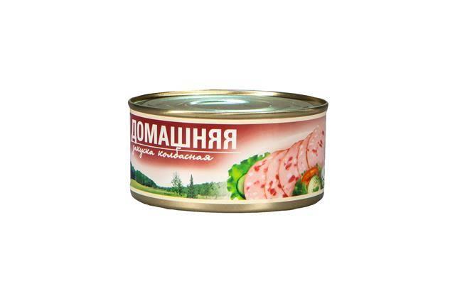 Колбасная закуска «Домашняя»