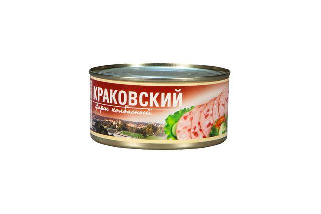 Фарш колбасный «Краковский»