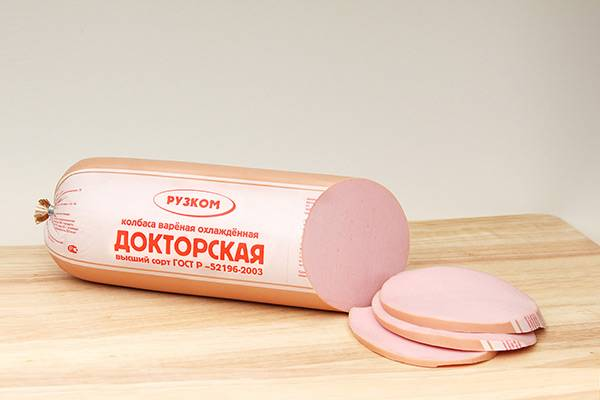 Колбаса «Докторская» высший сорт «Престиж»